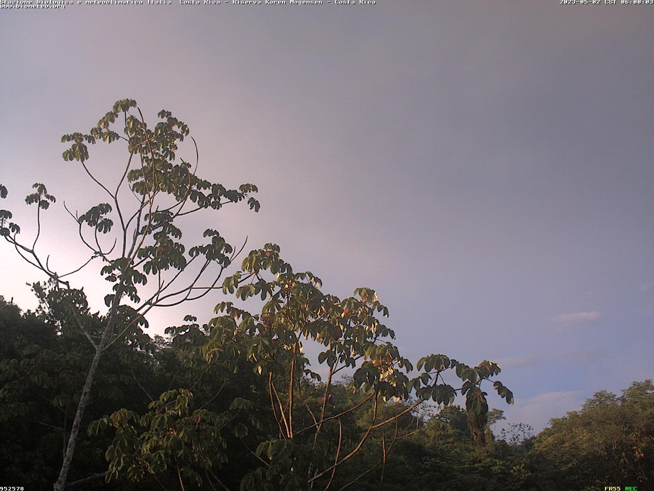 webcam Karen Mogensen [Costa Rica]